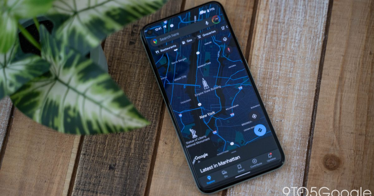photo of Google Maps dark theme officially coming to iPhone this month image