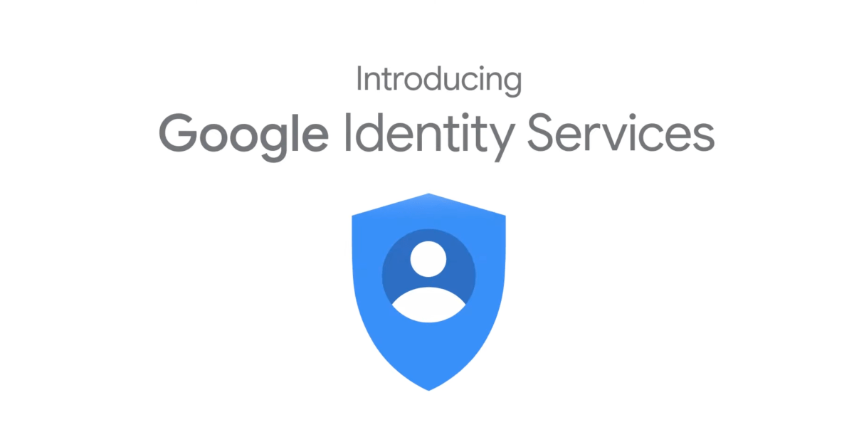 New 'Google Identity Services' consolidate sign-in for 3rd-party apps, includes 'One Tap'