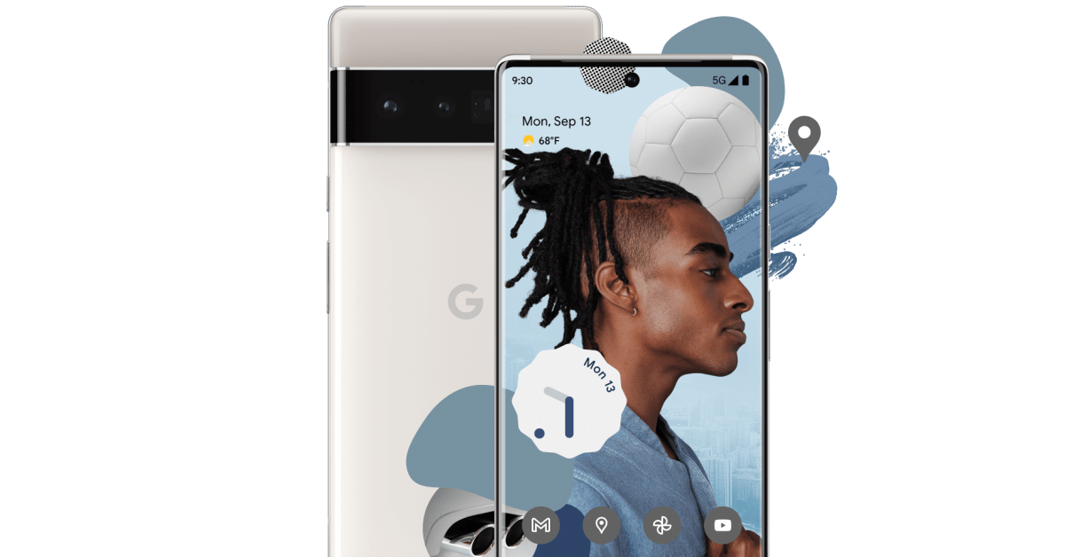Latest Pixel 6 Pro leak shows off the new plant & flower-themed wallpapers [Gallery] thumbnail