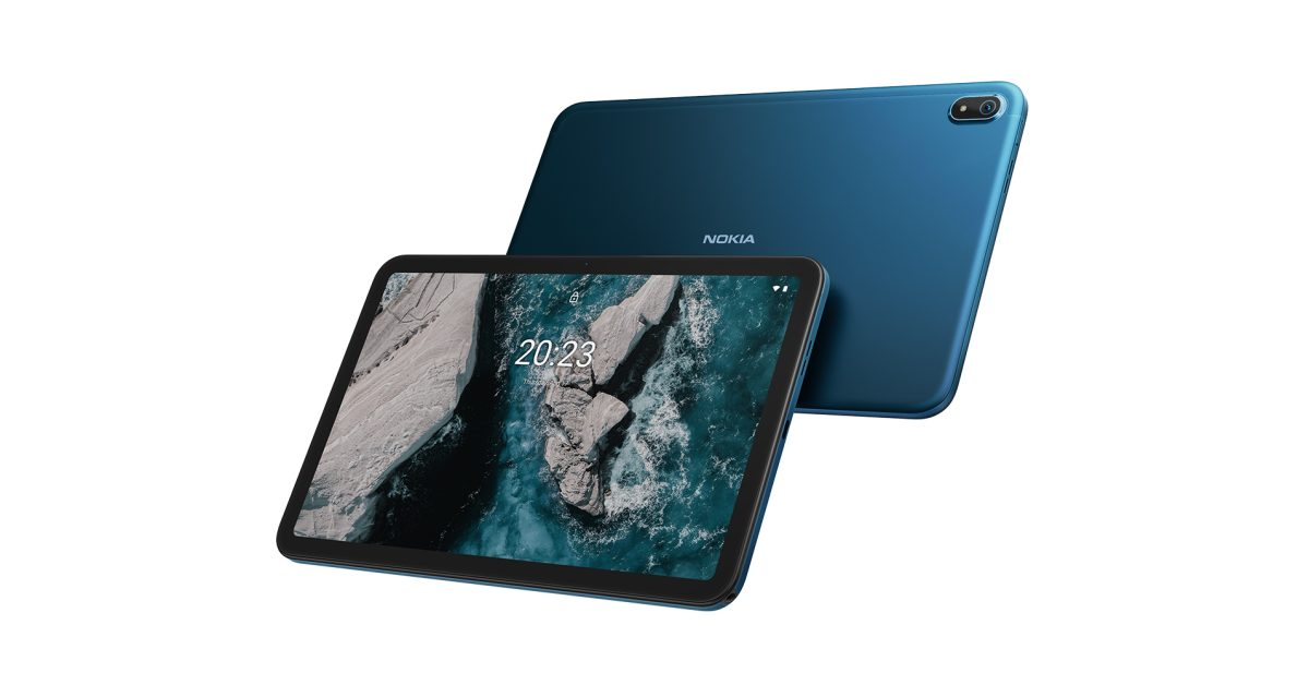 Nokia T20 Android tablet launches under $250 w/ 3 years of updates promised thumbnail