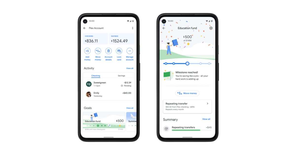 Google Pay abandons plans for 'Plex' bank accounts w/ 400,000 on the waitlist thumbnail