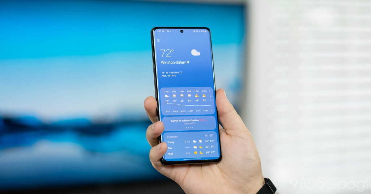 Watch Samsung's newest One UI 4 beta brings Android 12's secure AOSP code, new Climate app, extra – Google Latest Mobile News