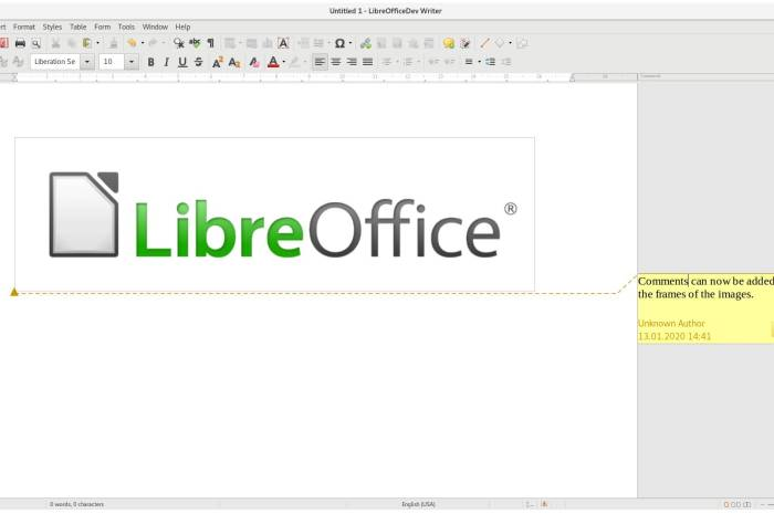 LibreOffice 6.4.2 Released with More Than 90 Fixes