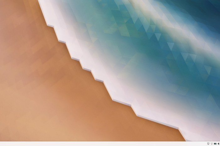 Meet the KDE Plasma 5.18 LTS Default Wallpaper