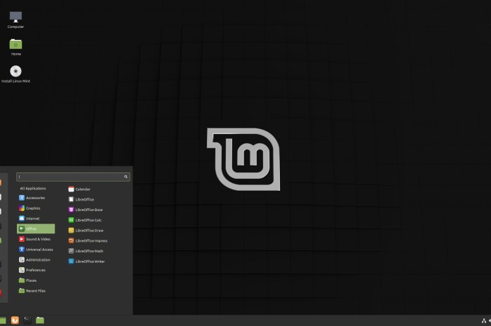 Linux Mint 20 and LMDE 4 Announced, Cinnamon 4.6 Gets Fractional Scaling