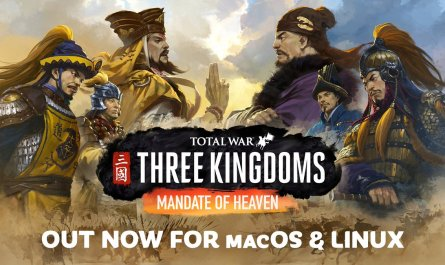 Total War: THREE KINGDOMS - Mandate of Heaven DLC