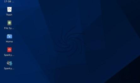 SparkyLinux 2020.02