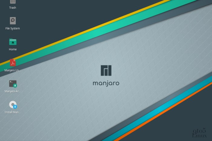 "Manjaro Linux 19.0 ""Kyria"" Officially Released, This Is What's New"