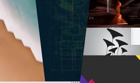 top 5 KDE plasma
