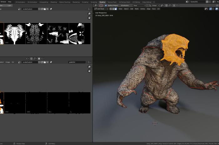 Blender 2.82 Released with AI Denoiser for Nvidia RTX GPUs, More