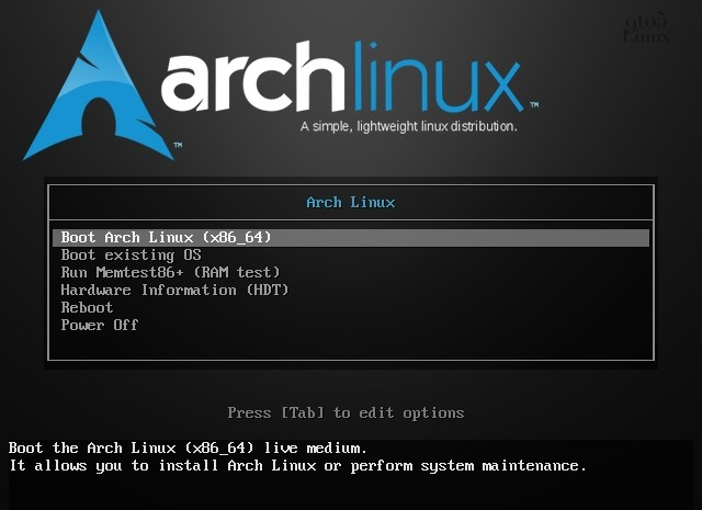 First Arch Linux ISO Powered by Linux Kernel 5.5 Is Here