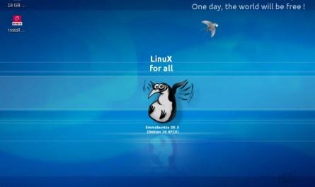 Emmabuntüs Debian Edition 3 1.01