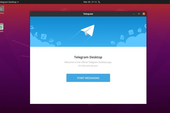 Telegram Desktop 2.0 Release Adds Chat Folders, New Animated Emoji