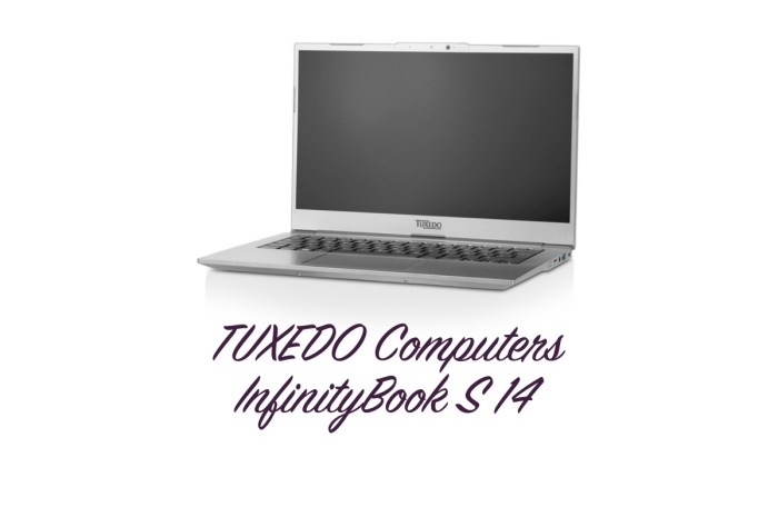 TUXEDO Computers Unveils New InfinityBook S 14 Linux Laptop