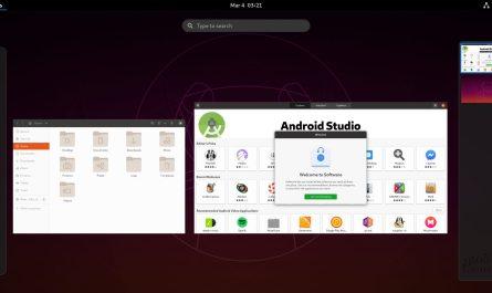 Vanilla GNOME Ubuntu
