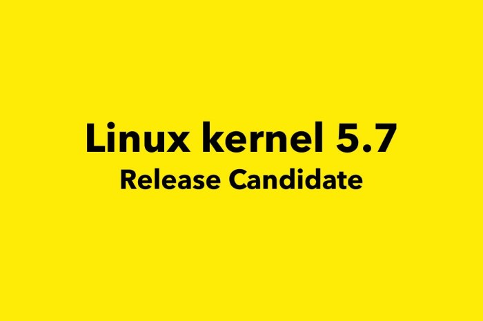 Linus Torvalds Kicks Off the Development Cycle of Linux Kernel 5.7