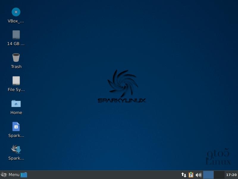 SparkyLinux 5.11