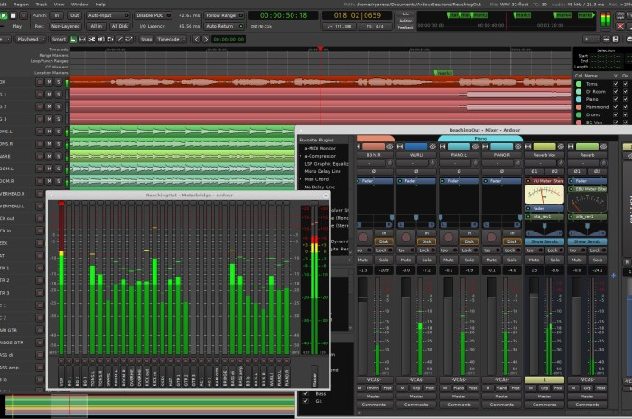 Ardour 6.0 Open-Source Digital Audio Workstation Brings Huge Engineering Changes