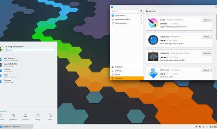 KDE Plasma 5.19 Beta