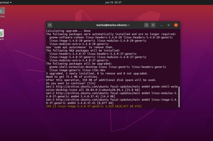 Canonical Releases Important Ubuntu Kernel Security Updates, Patch Now
