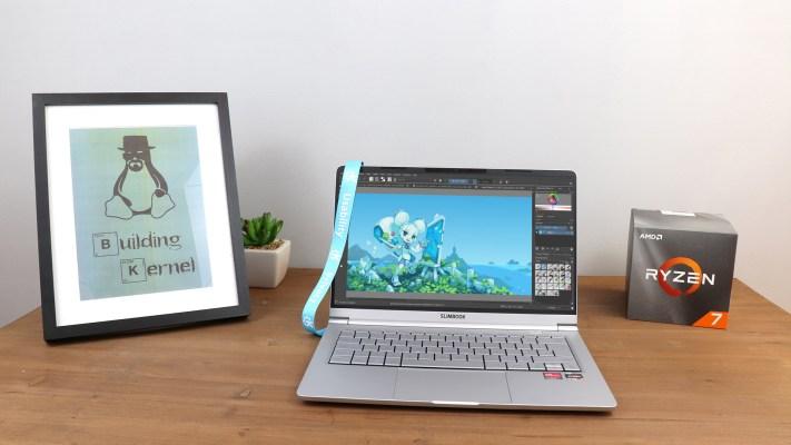 KDE Slimbook