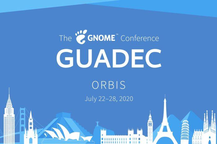 GUADEC 2020 Kicks Off Today as GNOME's First Virtual Conference