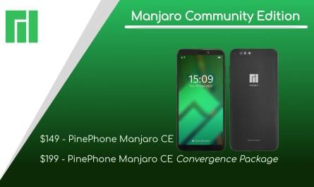 Manjaro PinePhone
