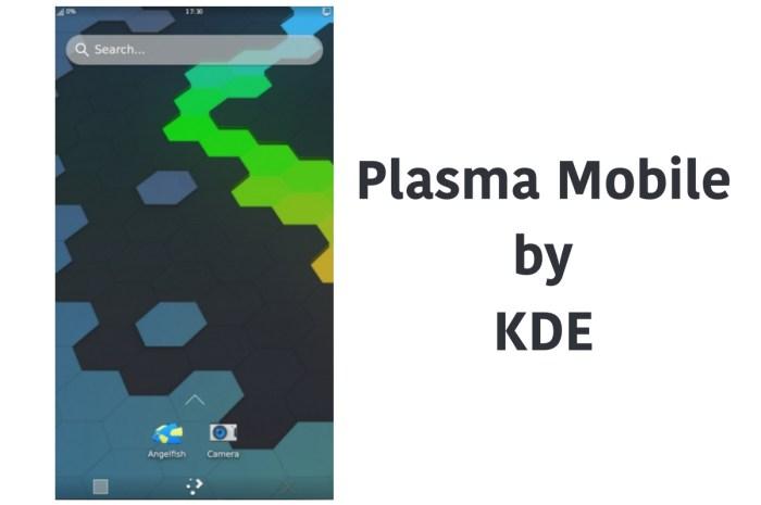 KDE's Plasma Mobile UI Scores a Major Update for Linux Phones