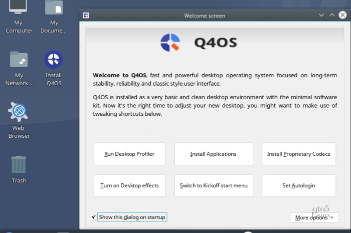 "Q4OS 3.12 Linux Distro Released, Based on Debian GNU/Linux 10.5 ""Buster"""