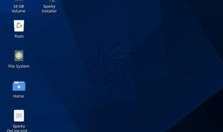 SparkyLinux 2020.08