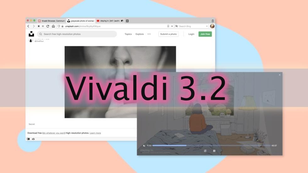 Vivaldi 3.2