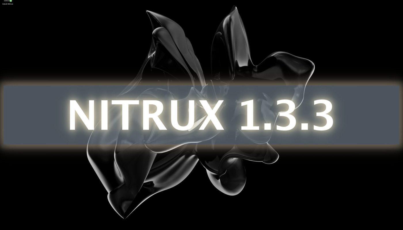 Nitrux 1.3.3