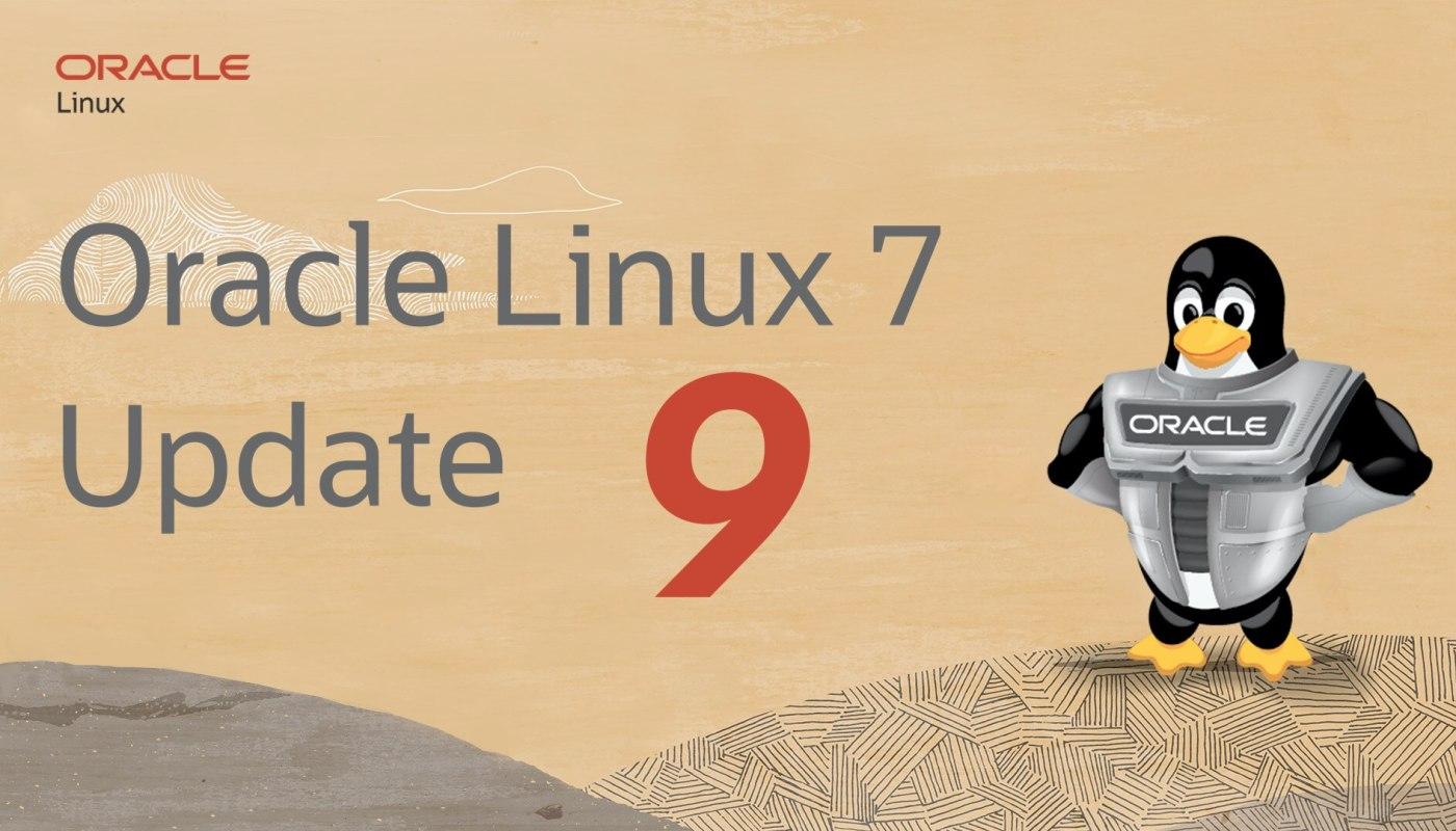 Oracle Linux 7.9