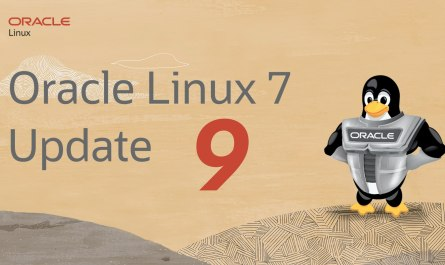 Oracle Linux 7.9