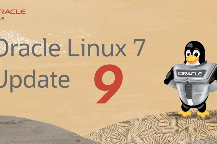 Oracle Linux 7.9 Released with New Unbreakable Enterprise Kernel Based on Linux 5.4 LTS