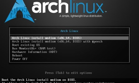 Arch Linux Kernel 5.9