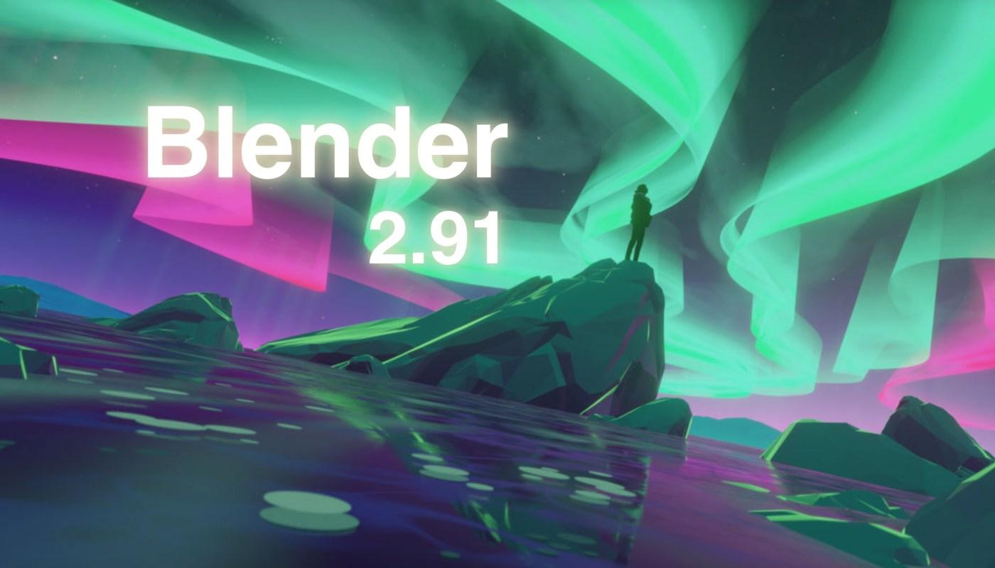 Blender 2.91