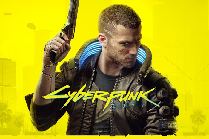 Watch: Cyberpunk 2077 Running on Arch Linux