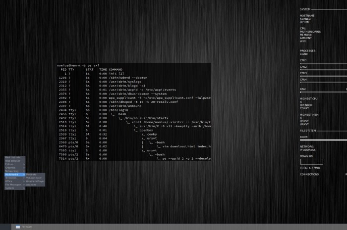 CRUX-Based Kwort 4.3.5 Linux Distro Switches to Linux Kernel 5.10 LTS