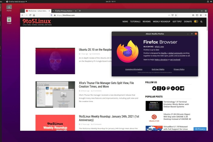 Mozilla Firefox 85 Is Now Available for Download, This Is What's New