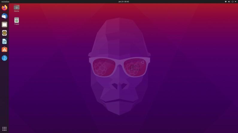 Ubuntu 20.10 Raspberry Pi
