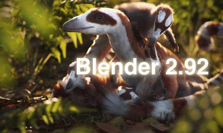 Blender 2.92