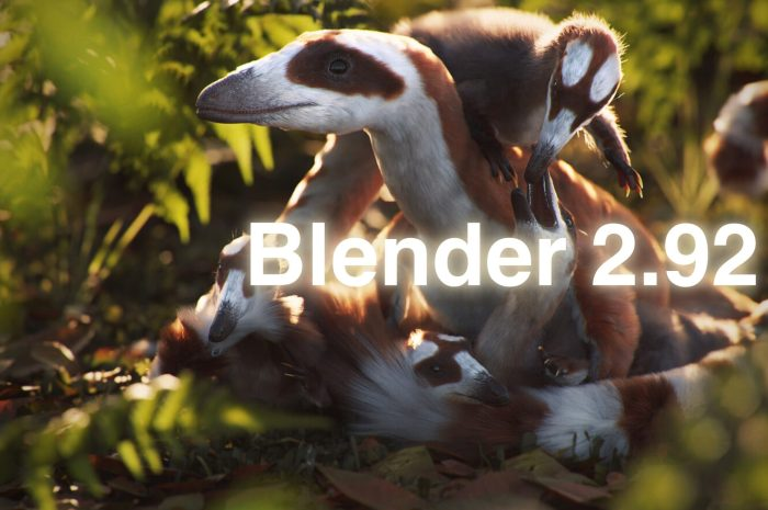 Blender 2.92 Adds a Brand-New Workflow for Editing Meshes, New Physics Simulation Methods