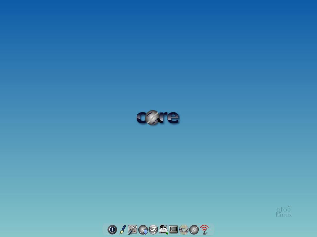 Tiny Core Linux 12.0