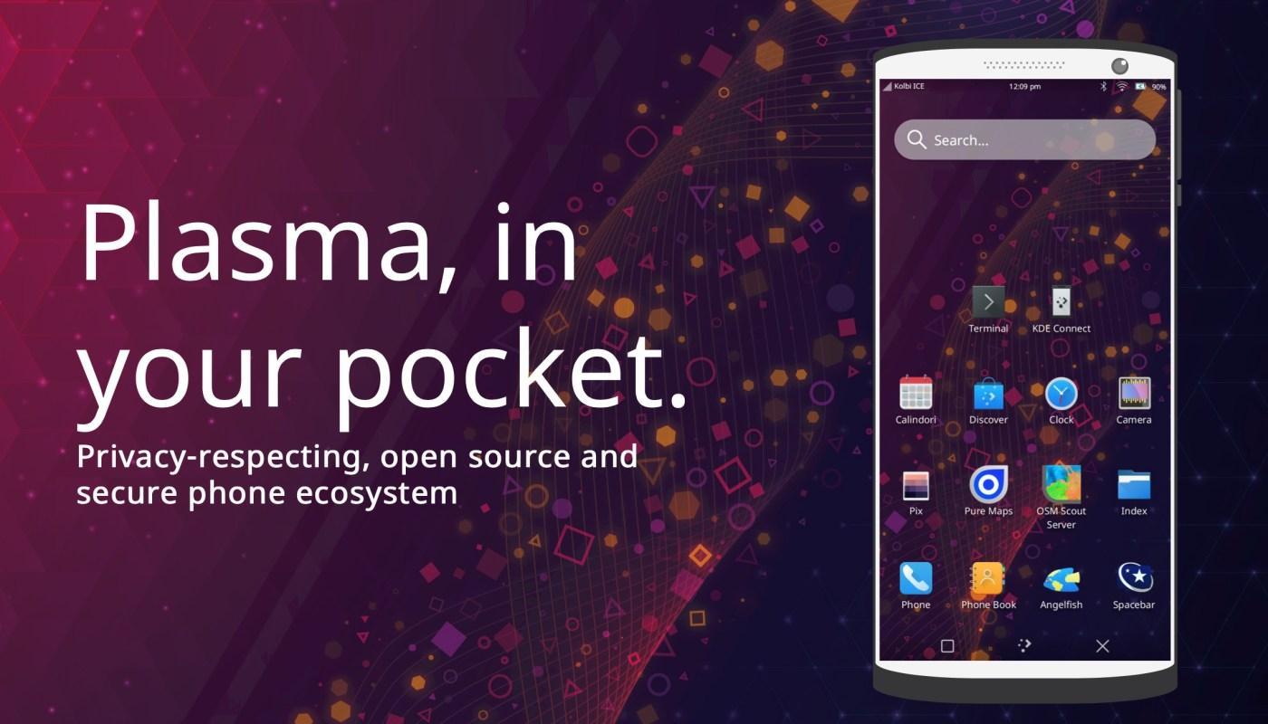 Plasma Mobile Updates