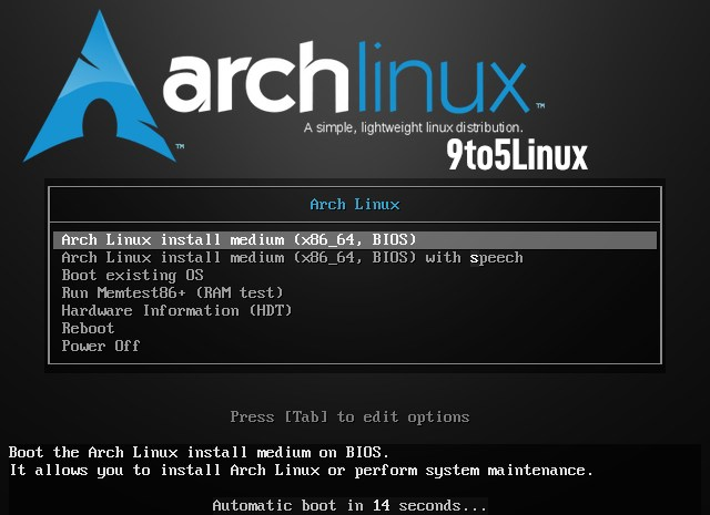 First Arch Linux ISO Release Powered by Linux Kernel 5.11 Is Here, Download Now