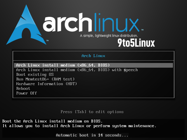 Arch Linux 5.11