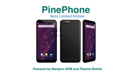 PinePhone Beta Limited Edition