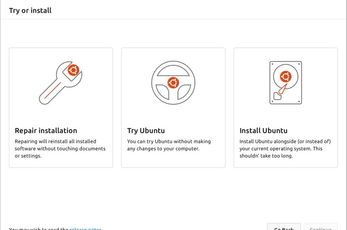 First Look at Ubuntu's New Desktop Installer
