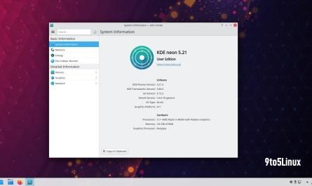 KDE neon offline updates